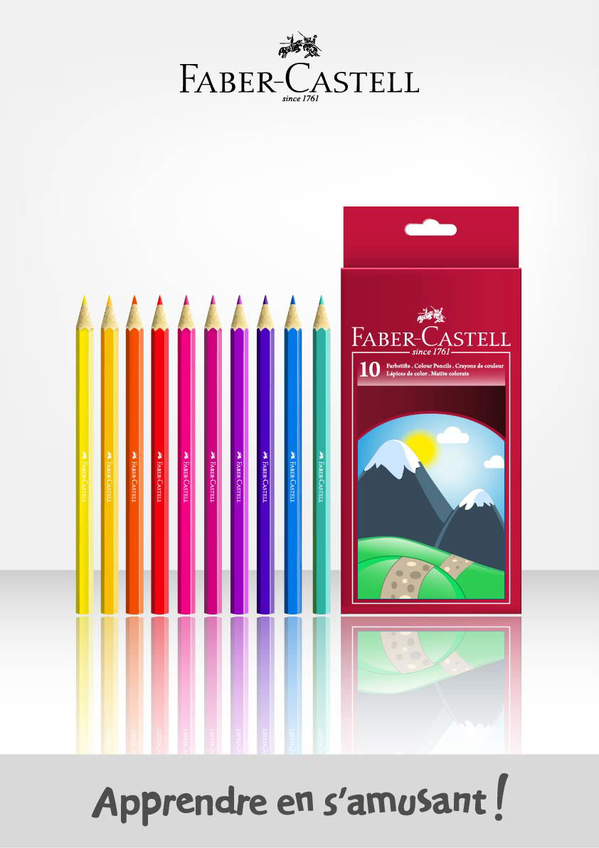 packaging Faber-Castell